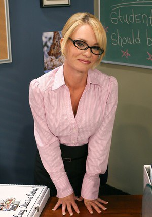Babes With Glasses Pics