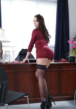 Office Babes Pics